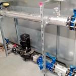 Dodávka a instalace spalinového výměníku s bypassem 4