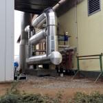 Dodávka a instalace spalinového výměníku s bypassem 1