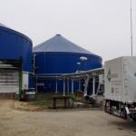 Servis pohonů pádlových míchadel 1