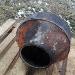 starý katalyzátor bioplyn
