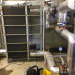 Chemické čištění deskového výměníku