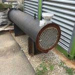 spalinový výměník AWT Aprovis na bioplynovou stanici