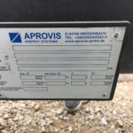 spalinový výměník Aprovis