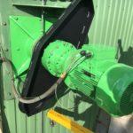 oprava pohonu míchadla bioplynové stanice