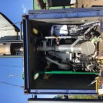 montáž katalyzátoru Aprovis TEDOM Cento T170 LIAZ