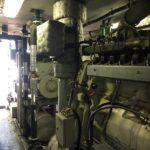 TEDOM Cento T170 LIAZ, zástavba katalyzátoru na redukci CO