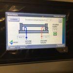řídící systém klapky spalinového výměníku (bypass) SINENERGO